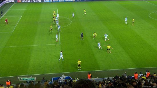 Боруссия Дортмунд, Манчестер Юнайтед, Малага, Реал Мадрид