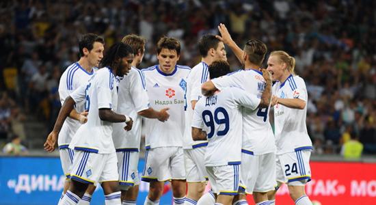 Динамо побеждает в Объединенном турнире