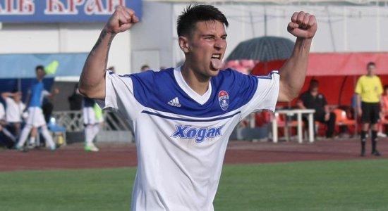 Евгений Ушаков, фото fcslavutich.ck.ua