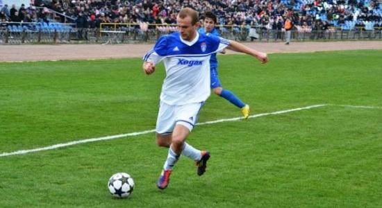 Захаревич принес Славутичу очень непростую победу над аутсайдером, fcslavutich.ck.ua