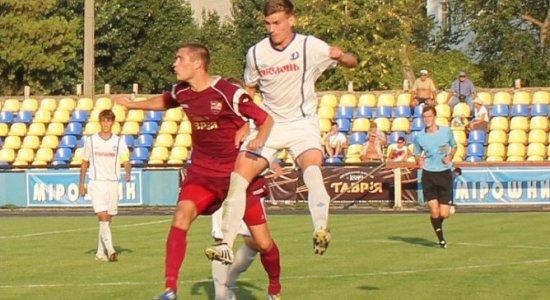 Хмельницкое Динамо выиграло в Новой Каховке, fc-energiya.com