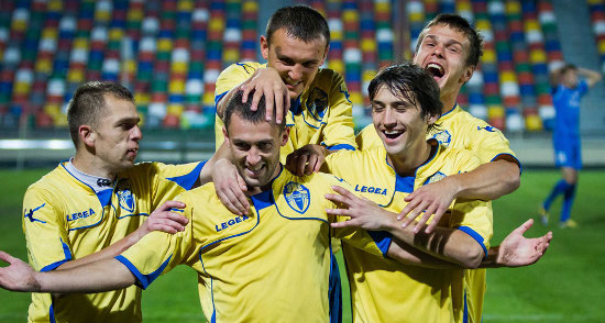 Семенец и Тернополь снова триумфуют, фото fc.ternopil.ua