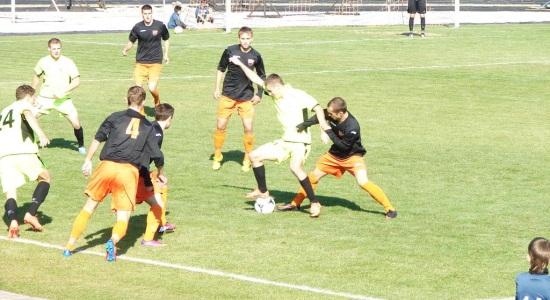 В Новой Каховке состоялся самый результативный матч сезона, фото fcstal.com.ua