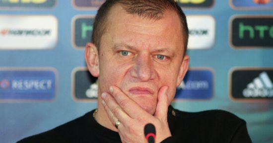 Кубань разрывает контракт с тренером
