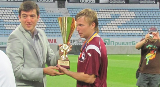 Свердловчане – бронзовые призеры прошлого сезона, фото Артура Валерко