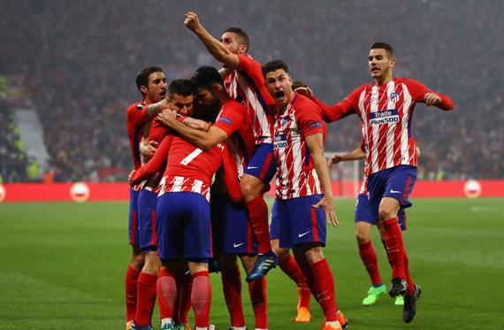 Марсель — Атлетико 0:3 Видео голов и обзор матча