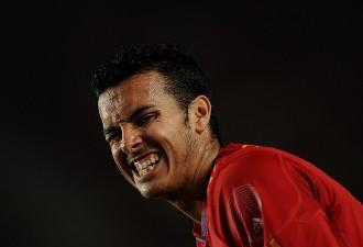 Педро забивает дважды, Getty Images