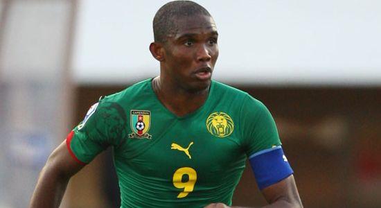 Это'О принес победу Камеруну, Getty Images