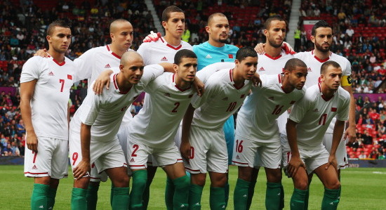 Сборная Марокко, Getty Images