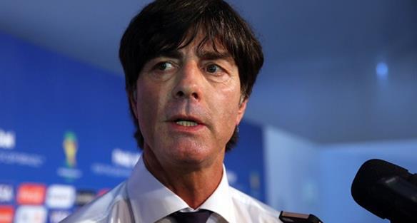 Главный тренер сборной Германии Йоахим Лёв, Getty Images