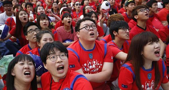 Корейцам без победы никуда, themalaymailonline.com
