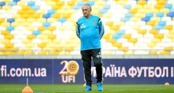 Михаил Фоменко, фото И.Хохлова, Football.ua