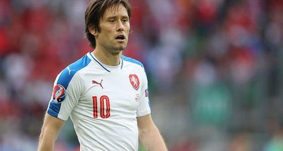 Росицки получил травму ипропустит матч сосборной Турции