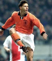 Марко ван Бастен обьединит Бельгию и Нидерланды.