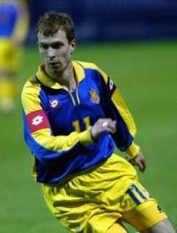 Олег Венглинский в сборной
