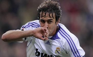 Рауль попрощался с Реалом