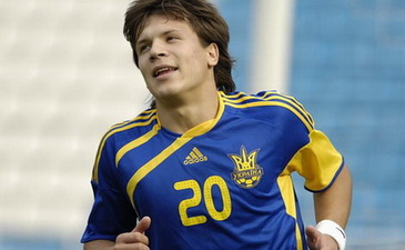 Евгений Коноплянка, фото ffu.org.ua