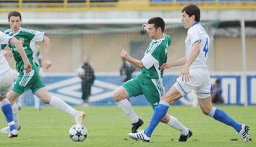 Маркоски против Кравченко, фото ФК Ворскла