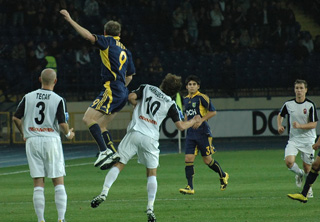 Фото Дмитрий Неймырок, Football.ua