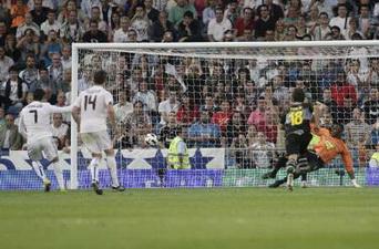 Гол Роналду с пенальти, Reuters