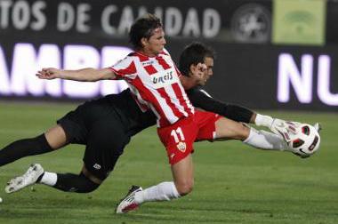 Серхио забил единственный гол, фото AS