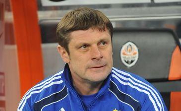 Олег Лужный, фото Валерия Дудуша, специально для Football.ua