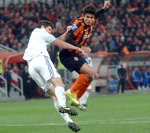 Михалик против Эдуардо, фото В. Дудуша, Football.ua
