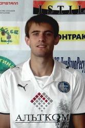 Максим Драченко открыл счет в донецком матче, фото olimpik.com.ua
