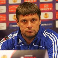 Олег Лужный, fcdynamo.kiev.ua