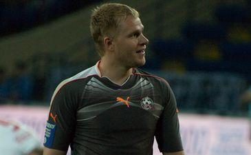 Герой поединка, фото Д. Неймырка, Football.ua