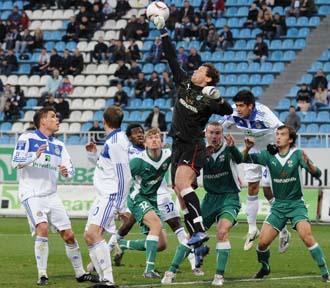 Фото Ильи Хохлова, Football.uа