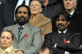 Братья Баладжи и Венкатеш Рао, фото Getty Images