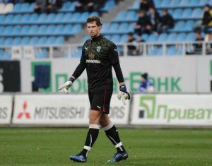 Непробиваемый, фото Ильи Хохлова, Football.ua