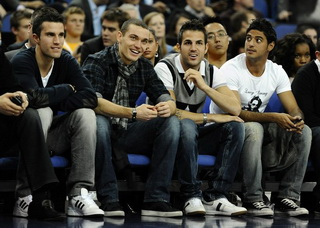 Зато на матче НБА побывал, фото Reuters