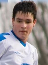 Юный Евгений Шахов, fcdnipro.com.ua