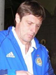 Олег Лужный, фото fcdynamo.kiev.ua