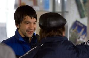 Андрей Русол, фото ФК Днепр