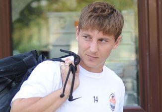 Василий Кобин, фото ФК Шахтер