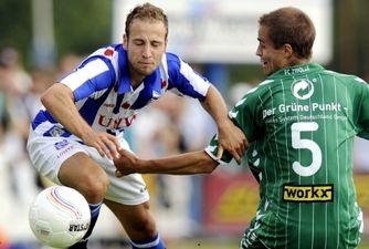 Рой Бееренс (справа), fcupdate.nl