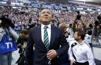 Магат уже в качестве тренера Вольфсбурга, Reuters