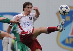 Андрей Хомин, фото Ильи Хохлова, Football.ua