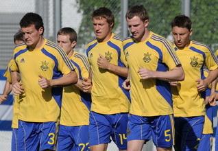 Федецкий слева, фото Ильи Хохлова, Football.ua