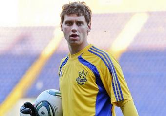 Александр Рыбка, фото Дмитрий Неймырок, Football.ua