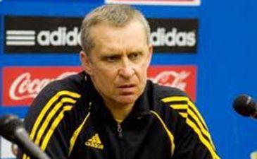 Леонид Кучук, фото ФК Заря