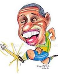 Роберто Карлос, иллюстрация monkey-studio.com