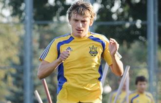 Максим Калиниченко, фото Ильи Хохлова, Football.ua