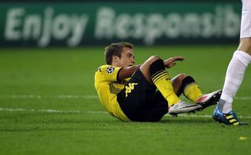 Марио просто в осадок выпал, фото Reuters