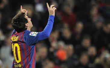 Барса гонится за Реалом, Месси - за Роналду, Getty Images