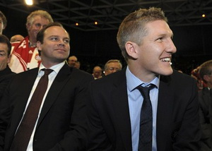 Нерлингер и Швайнштайгер, фото Reuters