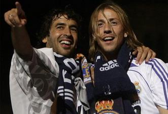 А может в Реал вместе с Раулем, а? Getty images